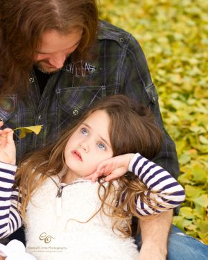 Beautiful little girl with dad photoshoot Charlotte.jpg